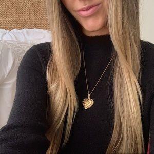 Heart Necklace | 18k Gold Filled